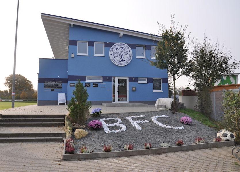 BFC - Vereinshaus