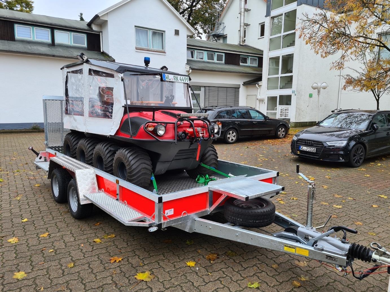 DRK-Fahrzeug 2
