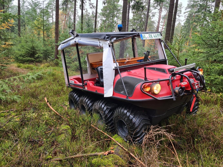 DRK-Fahrzeug 1